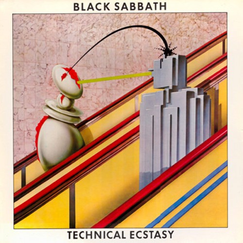 Technical Ecstasy - Black Sabbath - 28.69
