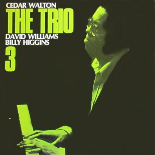 The Trio  3 - Cedar Walton - 24.59