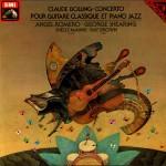 Concerto guitare classique et piano Jazz - Claude Bolling - 32.79
