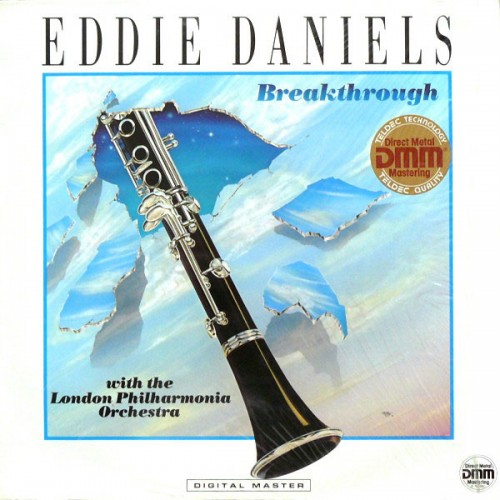 Breakthrough - Eddie Daniels - 45.08