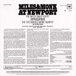 Miles & Monk at Newport - Miles Davis - 36.89