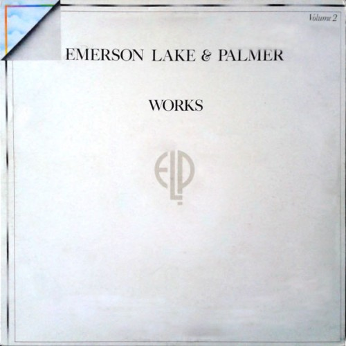 Works Vol. 2 - Emerson, Lake & Palmer - 18.03