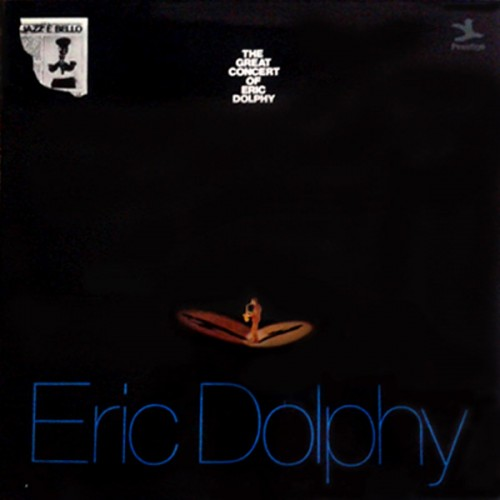 The Great Concert of Eric Dolphy - Eric Dolphy - 36.89