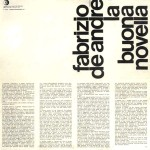La Buona Novella - Fabrizio De André - 73.77