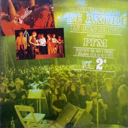 PFM Volume 2 - Fabrizio De André - 24.59