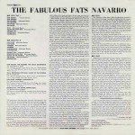 The Fabulus F. Navarro Vol.1 - Fats Navarro - 24.59
