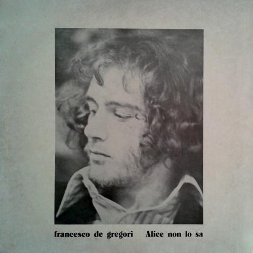 Alice non lo sa - Francesco De Gregori - 32.79