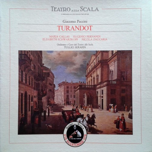 La Turandot 3 dischi (Maria Callas) - Giacomo Puccini - 65.57