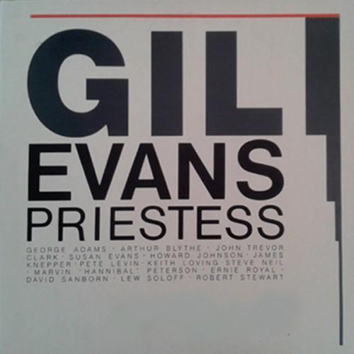Priestess - Gil Evans - 24.59