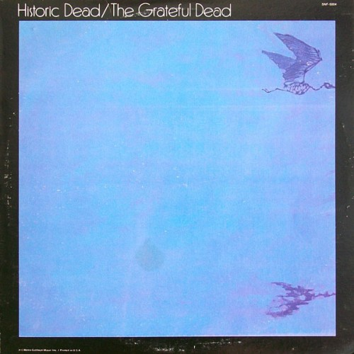 Historic Dead - Grateful Dead - 24.59