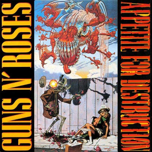 Appetite for destruction - Gun s Roses - 163.93