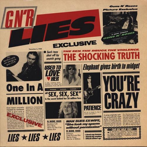 G N  R Lies - Gun s Roses - 28.69