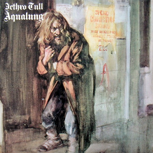 Aqualung - Jethro Tull - 122.95