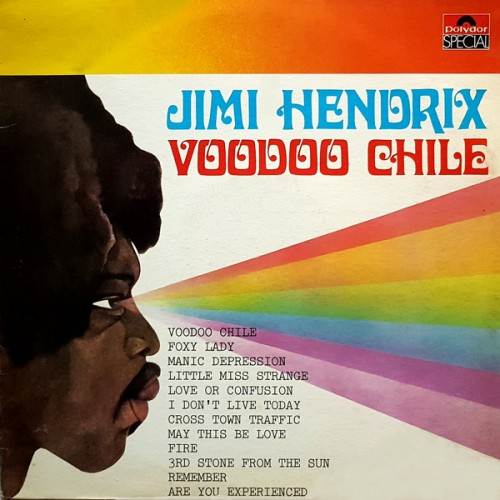 Voodoo Child - Jimi Hendrix - 12.30