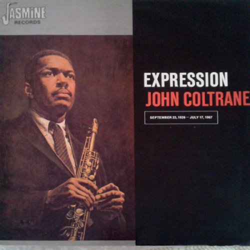 Expression - John Coltrane - 36.89