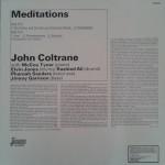 Meditations - John Coltrane - 36.89