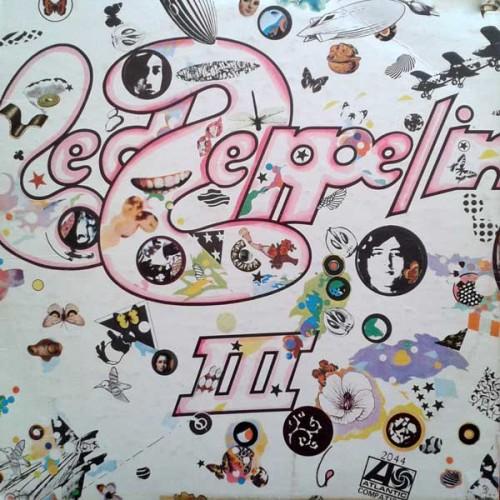 Led Zeppelin III - Led Zeppelin - 36.89
