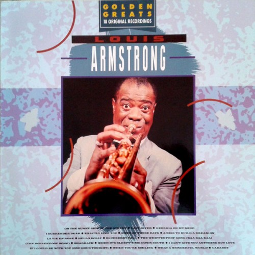 Golden Greats - Louis Armstrong - 8.20