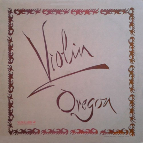 Violin - Oregon - 24.59