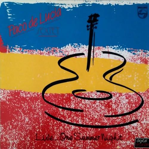 Live …..One Summer Night - Paco de Lucía - 24.59