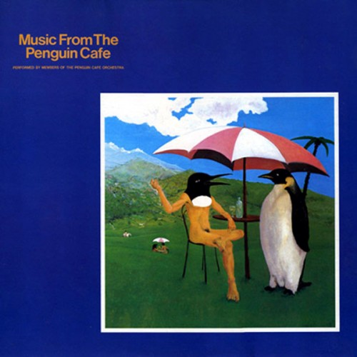 Music from the Penguin Cafe - Folk Classic - 24.59