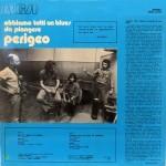 Abbiamo tutti un blues da piangere - Perigeo - 40.98