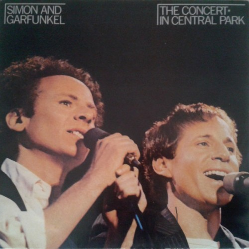 The Concert in Central Park - Simon & Garfunkel - 40.98