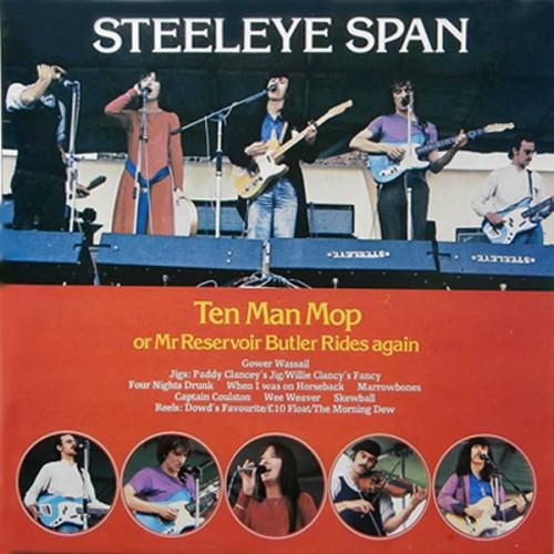 Ten Man Mop - Steeleye Span - 24.59