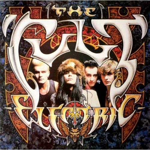Electric - The Cult - 16.39