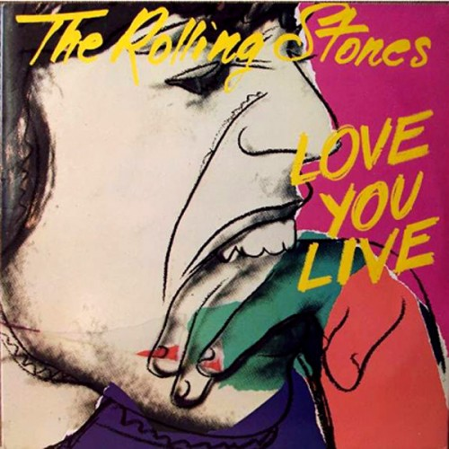 Love you Live - The Rolling Stones - 24.59