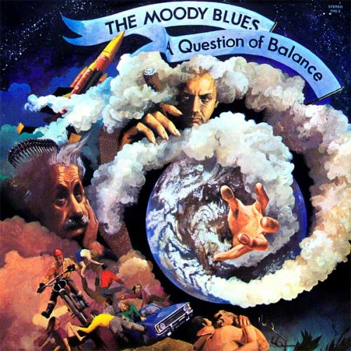 A Question of Balance - The Moody Blues - 36.89