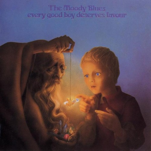 Every good boys deserves favour - The Moody Blues - 36.89
