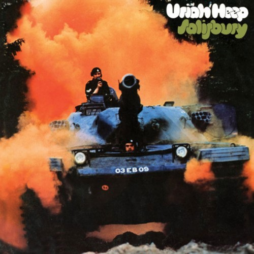 Salisbury - Uriah Heep - 12.30