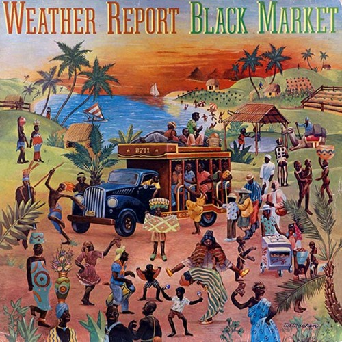 Black Market - Weather Report - 24.59