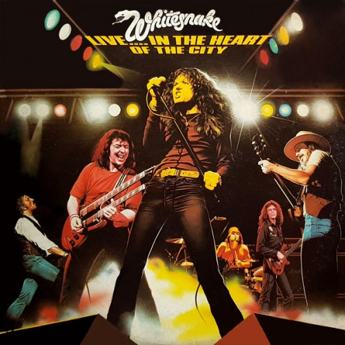 Live....In The Heart Of The City - Whitesnake - 16.39