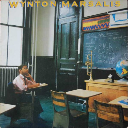 Black Codes (From The Underground) - Wynton Marsalis - 24.59